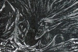 dark, Creepy, Scary, Horror, Evil, Art, Artistic, Artwork