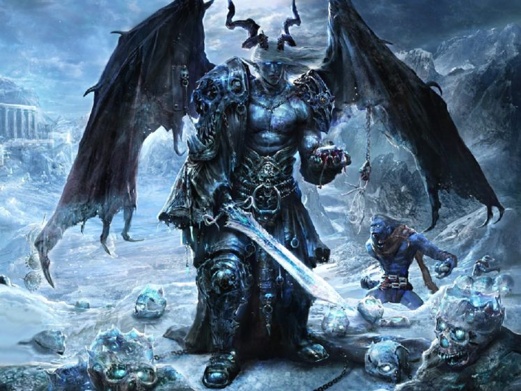 demon, Evil, Dark, Horror, Fantasy, Monster, Art, Artwork HD Wallpaper Desktop Background