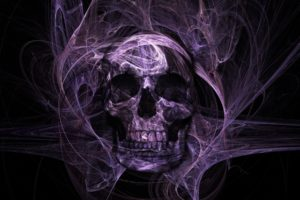 dark, Skull, Evil, Horror, Skulls, Art, Artwork, Skeleton