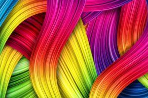 abstracto, Colorido