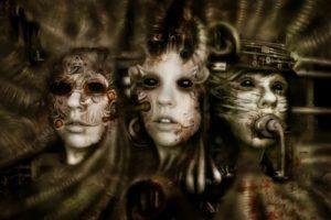 dark, Evil, Horror, Spooky, Creepy