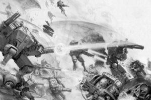 warhammer, Fantasy, Sci fi, Warrior, War, Dark, Action, Fighting