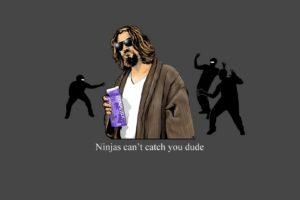 the, Big, Lebowski, Comedy, Crime, Ninja