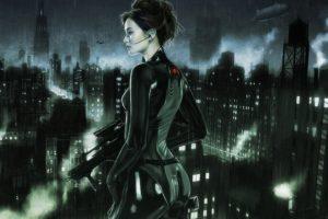 sci fi, Women, Warrior, Woman, Girl, Girls, Futuristic, Artwork