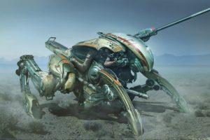 robot, Sci fi, Art, Artwork, Futuristic, Robot