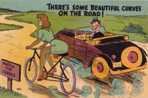 postcard, Paper, Poster, Advertising, Vintage, Retro, Antique, Comedy, Humor, Funny
