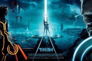 tron, Action, Adventure, Sci fi, Futuristic, Disney, Poster