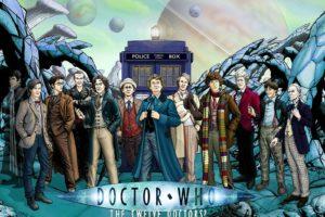 doctor, Who, Bbc, Sci fi, Futuristic, Series, Comedy, Adventure, Drama, 1dwho, Poster
