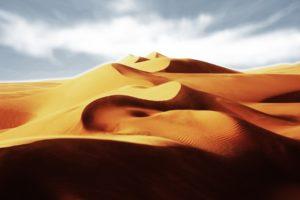 landscapes, Sand, Deserts