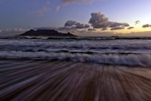 night, Sea, Waves, Nature, Landscape, Ocean, Beaches, Sunset, Sunrise, Sky, Clouds, Lights, Shore, Mountains, Cities, Ships