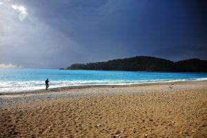 seaaeyaey, Beach, Landscape, Light