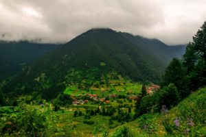 caykara, Trabzon, Landscape, Nature, Beauty, Amazing, Mountain, Sky, Clouds