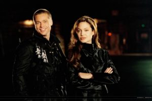 mr and mrs smith, Romantic, Comedy, Action, Mrs, Smith, Angelina, Jolie, Brad, Pitt