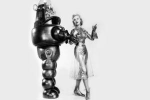 forbidden, Planet, Action, Adventure, Sci fi, Robot