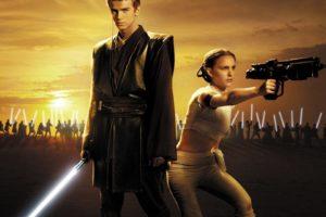 star, Wars, Attack, Clones, Sci fi, Action, Futuristic, Movie, Film