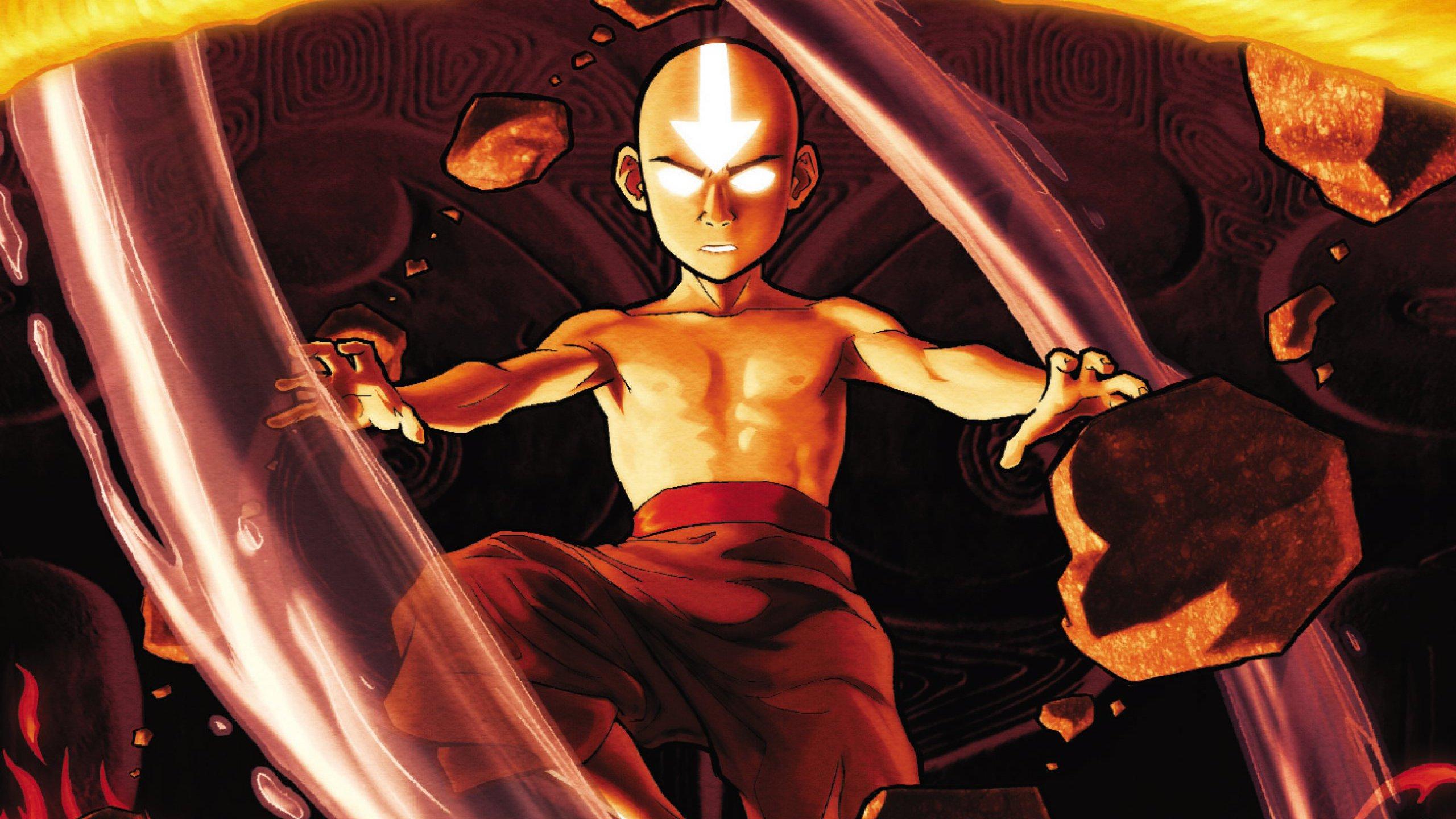 Avatar The Last Airbender Aang Wallpapers Hd Desktop And
