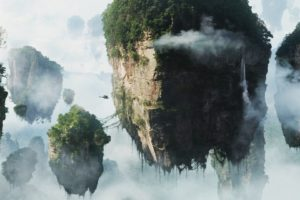 landscapes, Avatar, Surreal, Fantasy, Art, Pandora, Skyscapes