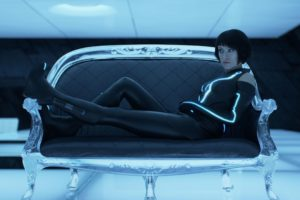 brunettes, Women, Movies, Olivia, Wilde, Thirteen, Tron, Tron, Legacy, Black, Hair