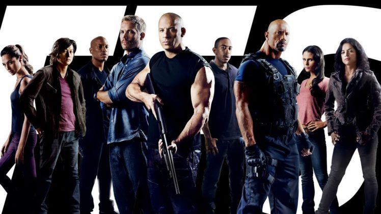 Fast Furious 7 Action Thriller Race Racing Crime Ff7