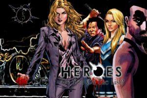 heroes, Sci fi, Drama, Thriller, Series, Superhero,  34