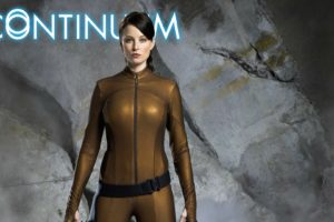continuum, Action, Sci fi, Thriller, Drama, Series