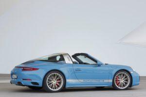 cars, Blue, Porsche, 911, Targa, 4s, Exclusive, Design, Edition,  991 , 2016