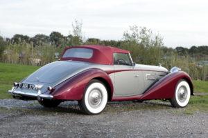 1949, Bentley, Mark, Vi, 6, Drophead, Coupe,  b122da , Retro, Luxury, Conertible