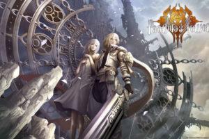pandoras, Tower, Fantasy, Anime, Warrior, Poster