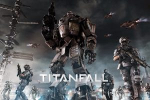 titanfall, Game, Sci fi, Future, War, Battle, 4000×2500
