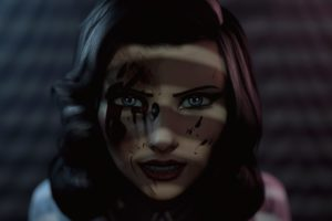 elizabeth,  , Bioshock infinite , Burial at sea