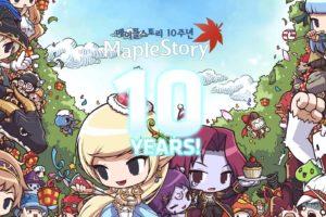 maplestory, Mmo, Online, Rpg, Scrolling, Fantasy, 2 d, Family, Maple, Story