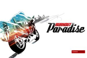 burnout, Paradise, Racing, Action, Race, Game, Video, Poster