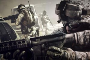 battlefield, 4, Shooter, Tactical, Stealth, Fighting, Action, Military, Four