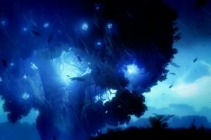 ori blind forest, Action, Adventure, Rpg, Ori, Blind, Forest, Fantasy, Magic, 1oribf