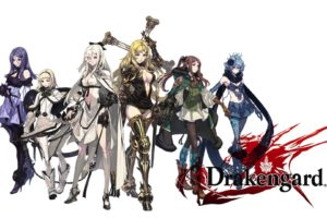 drakengard, Drag on, Dragoon, Action, Rpg, Mmo, Online, Anime, 1draken, Fighting, Fantasy