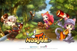 nostale, Online, Anime, Mmo, Rpg, Fantasy, Adventure, 1nosto, Action, Fighting, Exploration