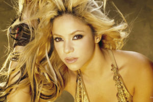 shakira, Singer, Musician, Blondes, Women, Females, Girls, Sexy, Babes, Face, Eyes