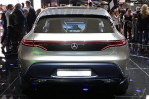 paris, Motor, Show, 2016, Mercedes, Generation, Eq concept, Cars