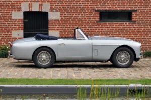 1955, Aston, Martin, Db2 4, Drophead, Coupe, Retro