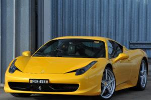 2010, Ferrari, 458, Italia, Supercar, Supercars