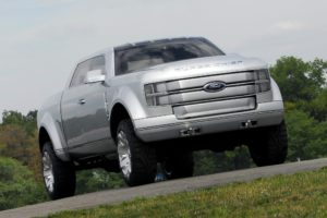 2006, Ford, F 250, Super, Chief, Concept, Naias, Truck, 4x4