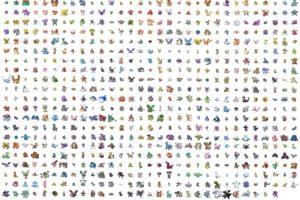 pokemon, Video, Games, Bulbasaur, Pikachu, Slowpoke, Blastoise, Mewtwo, Mew, Magikarp, Psyduck, Pixelart, Charts, Ditto, Charizard, Charmander, Voltorb, Lickitung, Alakazam, Koffing, Machoke, Goldeen, Geodude