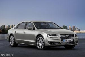 2015, Audi, A 8, L, W12