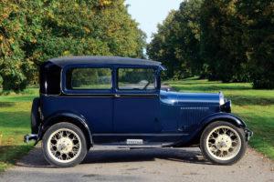 1927, Ford, Model a, Tudor, Sedan, 55d