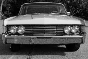 1965, Lincoln, Continental, Model, 82, Luxury, Classic, Gd