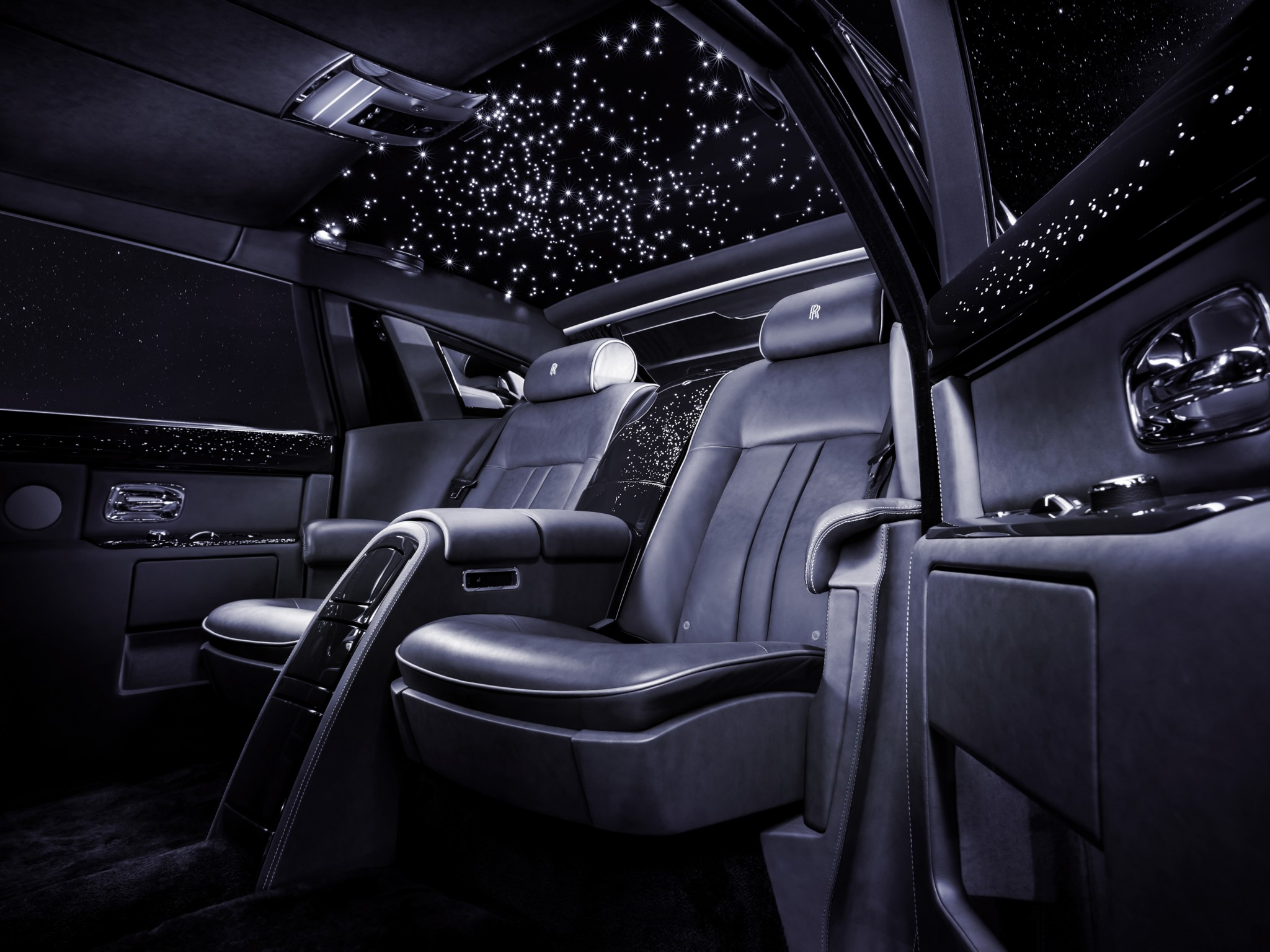 2013 Rolls Royce Phantom Celestial Luxury Interior Wallpapers Hd Desktop And Mobile Backgrounds