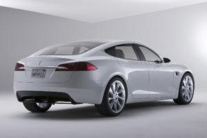 2009, Tesla, Model s, Concept, Supercar