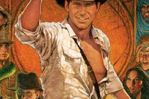 indiana, Jones, Raiders, Lost, Ark, Action, Adventure, Poster