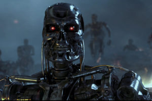 terminator, Action, Sci fi, Thriller, Robot, Cyborg, Warrior