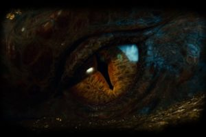 eyes, Dragons, The, Hobbit, Smaug, The, Lord, Of, The, Rings , The, Battle, For, Middle earth, Ii